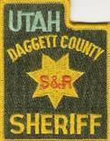 Daggett County search and rescue logo